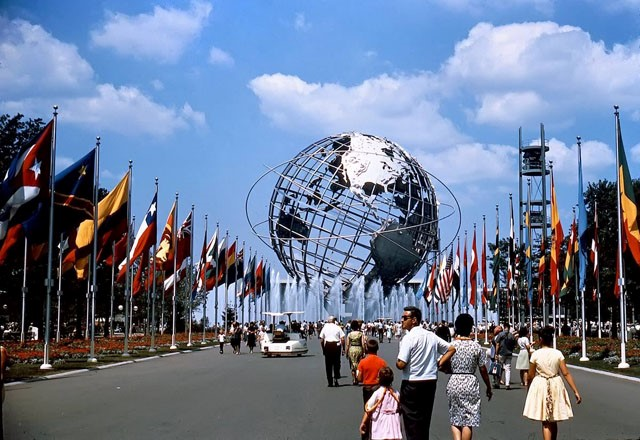 world fairs globe